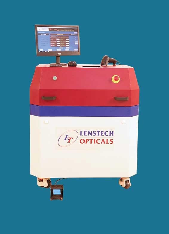 CNC Lens Generator
